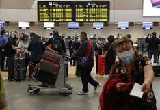 Gobierno extiende suspensión de vuelos procedentes de la India, Sudáfrica y Brasil hasta el 11 de julio