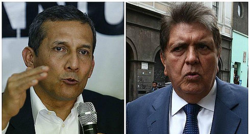 "Ollanta Humala a Uruguay: ""No existe ningún tipo de persecución política contra Alan García"""