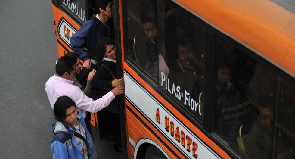 Lima tiene el 3er sistema de transporte más peligroso para mujeres en el mundo