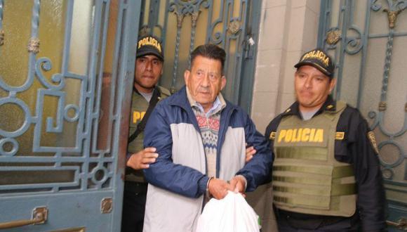 Osmán Morote Barrionuevo y Margot Liendo Gil cumplen cadena perpetua por autoría intelectual el atentado en la calle Tarata. (Foto: Poder Judicial)