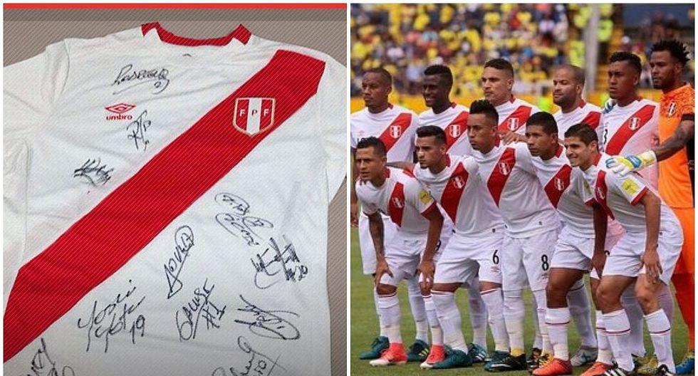 Teletón 2017: Selección peruana donó camisetas firmadas y guantes de Pedro Gallese (VIDEO)