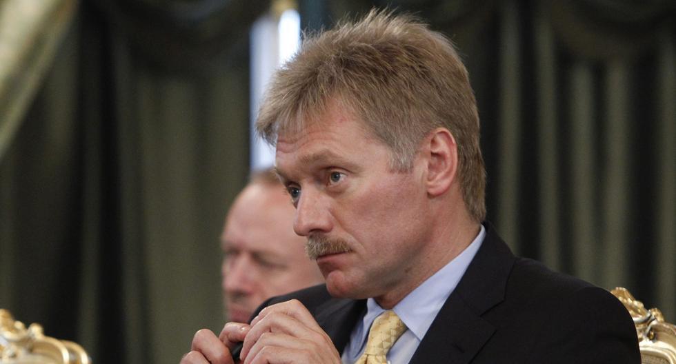 El portavoz de la presidencia rusa, Dmitri Peskov, comentó sobre las acusaciones estadounidenses. (Foto: EFE)