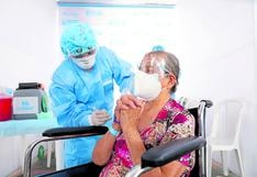 Otro lote de  unas 2340 vacunas llegan a Junín para inocular a los mayores de 80 años