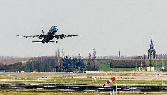 Aerolínea con interés en realizar vuelos directos de Bruselas al Perú
