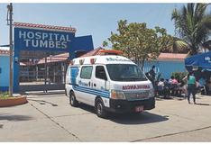 Tumbes: Investigan accidente que dejó un herido en Corrales