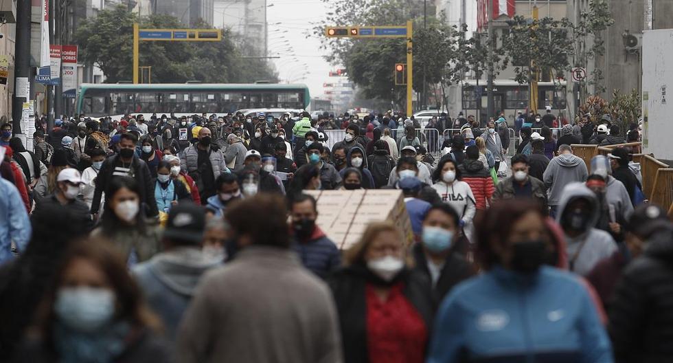 Minsa reporta 6 314 nuevos casos de coronavirus en el Perú en las últimas 24 horas
