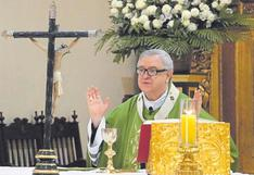 "Arzobispo de Piura: ""El terrorismo de Sendero Luminoso se pasea por Palacio de Gobierno"""