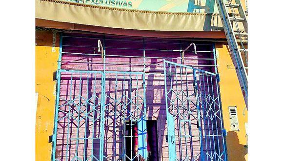 Ica: Intervienen a sujeto que intentó robar en tienda de ropa