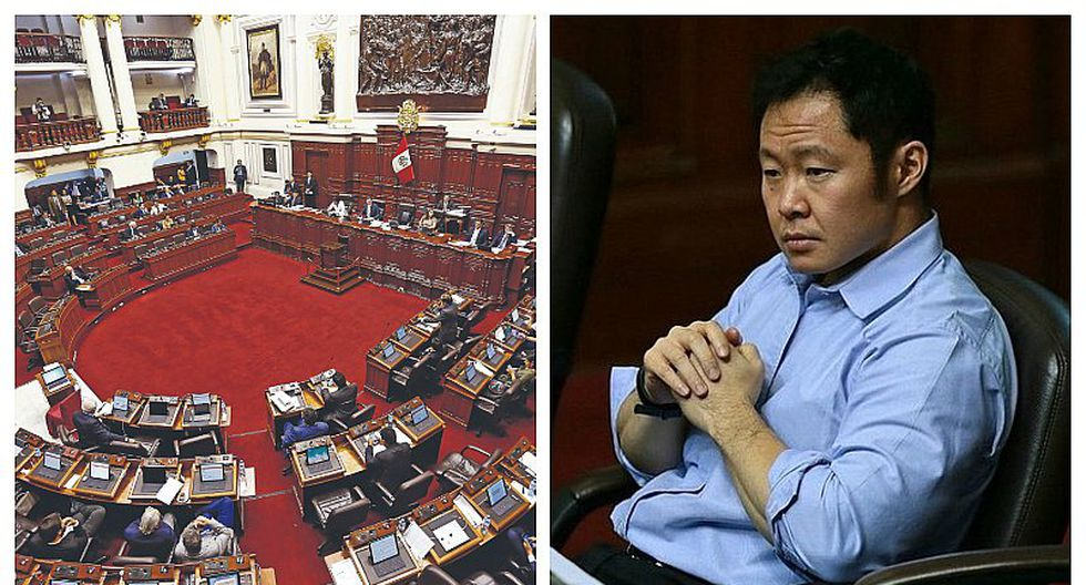 Amplían legislatura para votar reincorporación de Kenji Fujimori al Congreso