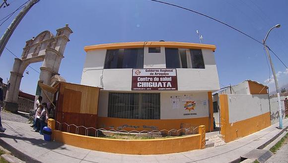 Centro de salud de Chiguata hace dos meses no tiene chofer para su ambulancia