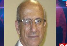 Fallece Julio Estremadoyro, periodista, docente universitario y exdirector periodístico de Panamericana Televisión