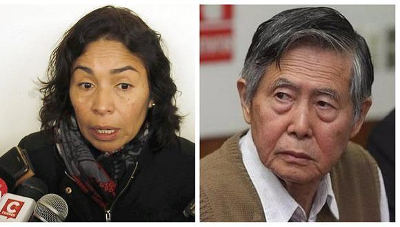 """Ministra de Cultura: """"Fujimori fue condenado por un hecho grave y eso no podemos negarlo"""" (VIDEO)"""