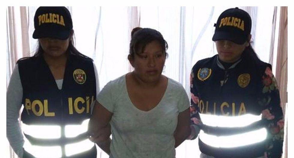 Los más buscados: Carolina Díaz Madrid cae en El Porvenir