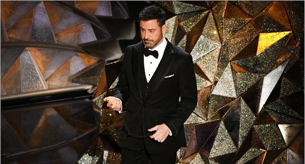 Óscar 2018: Jimmy Kimmel inició la gala refiriéndose a los escándalos de abusos sexuales