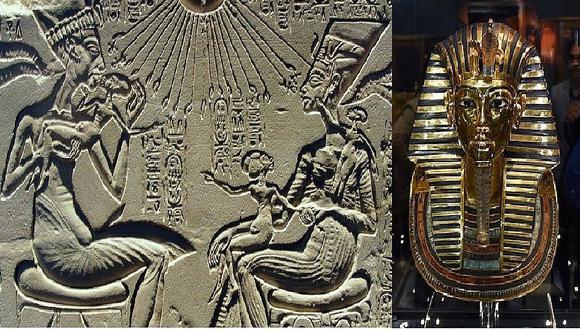 Dos hermanas de Tutankamón reinaron antes que él, según una egiptóloga (VIDEO y FOTOS)