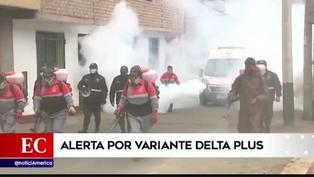 Coronavirus en Perú: Las características de la variante Delta plus (VIDEO)