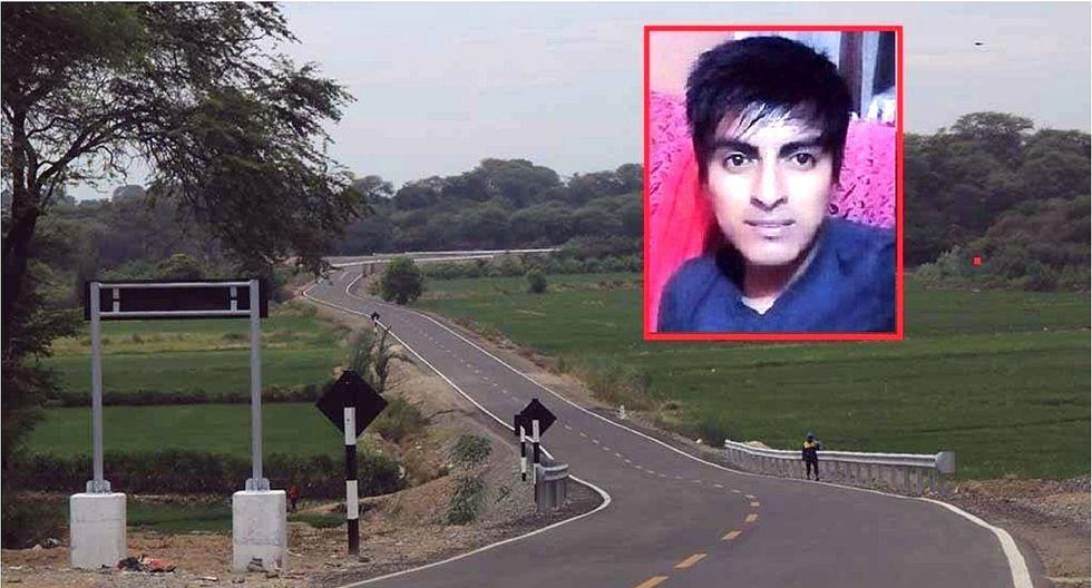 Un conductor muere y su acompañante queda herido tras el despiste de su moto