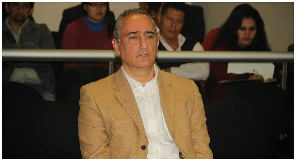 Kouri fue condenado por el delito de colusión agravada por haber favorecido a la empresa Convial por aproximadamente un total de 32 millones de dólares (Foto: GEC)