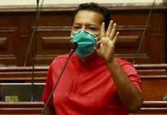 """Posemoscrowte Chagua: """"No estoy dentro de la coordinación con Antauro Humala"""""""