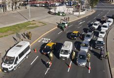 Chile: Santiago comienza nueva cuarentena por aumento de casos de coronavirus (FOTOS)