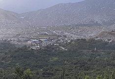 Unas 90 personas esperan viajar desde Omate a sus lugares de origen