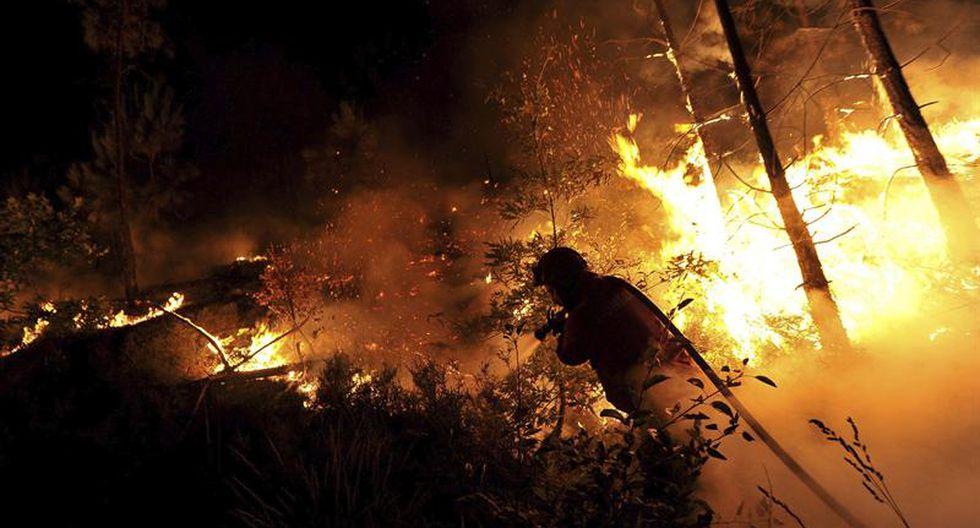 Incendio forestal consume 51 mil hectáreas en California