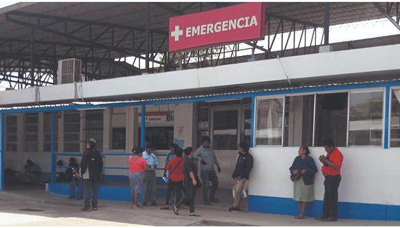 Universitario en coma tras enfrentarse a delincuentes, en Piura