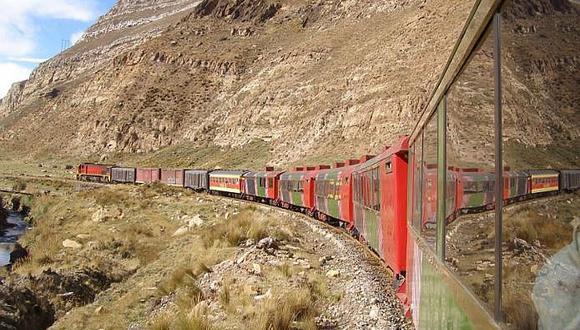 Tren turístico Jauja - Huancayo estará disponible del 17 al 19 de noviembre