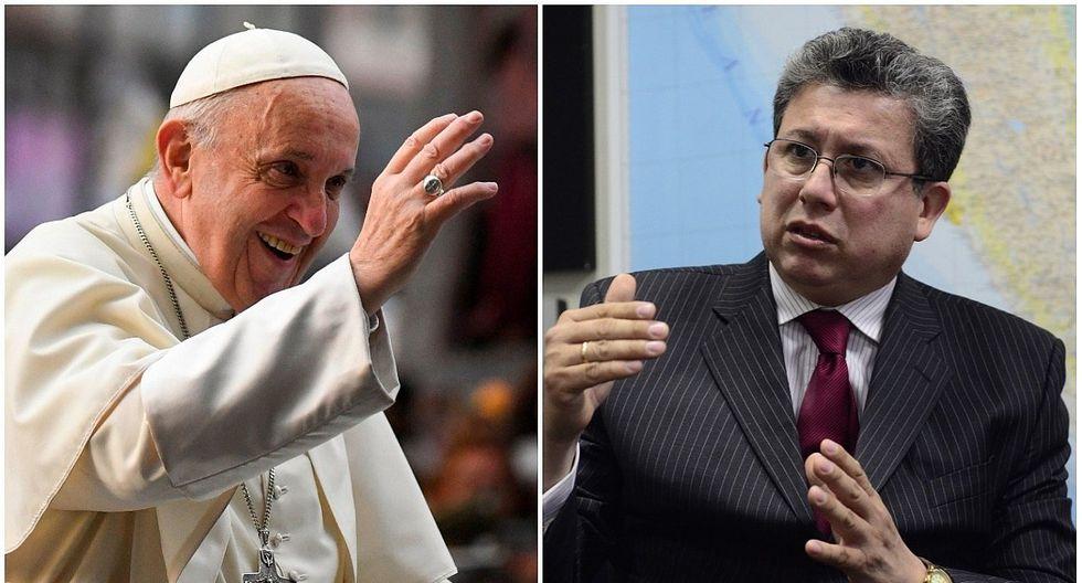 Miguel Ángel Rodríguez Mackay: Francisco es un Papa que no oculta nada