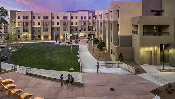 University of New Mexico (UNM) de EE.UU cooperó en el proyecto conla UTEC. (Foto: americancampus.com / Referencial)