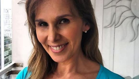Laly Goyzueta afirmó sentirse orgullosa de haber sido voluntaria del ensayo clínico de Sinopharm pese al caso 'Vacunagate'. (Foto: Instagram @lalygoyzueta).