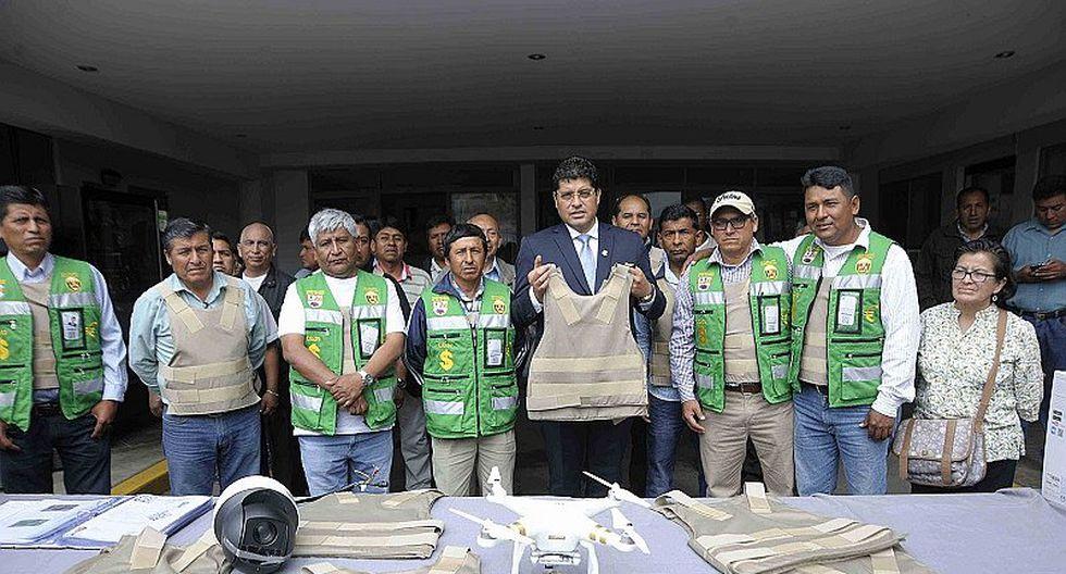 Surco: Estos son los puntos autorizados para que operen los cambistas