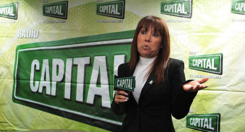 Magaly Medina llama atorrante y adicta a los medios a Laura Bozzo