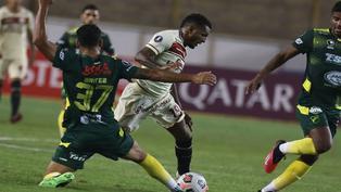 Copa Libertadores: Universitario de Deportes rescató un empate de local ante Defensa y Justicia