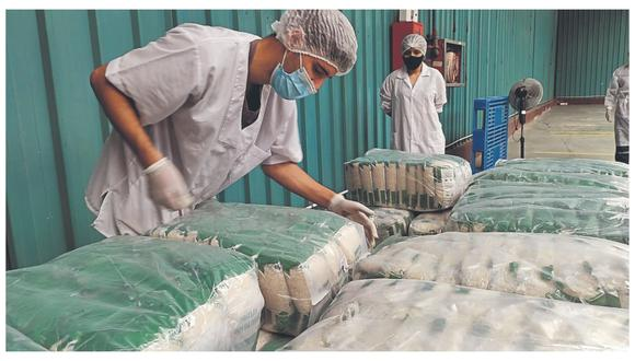 Programa Qali Warma beneficiará con entrega  de víveres a 6,049 personas en estado de vulnerabilidad  ambas jurisdicciones.