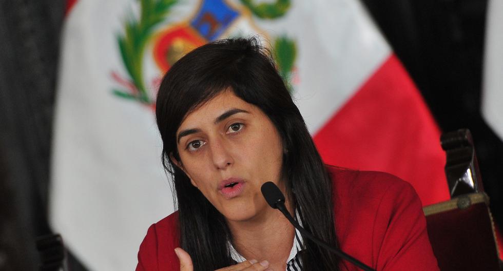 Exministra María Antonieta Alva asumió cargo de directora de proyectos en ONG Acasus. (Foto: Diana Marcelo /GEC)