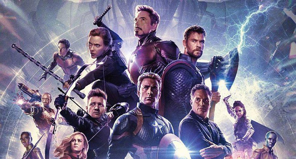 """Avengers: Endgame"" supera a Avatar y es la película más taquillera de la historia del cine"