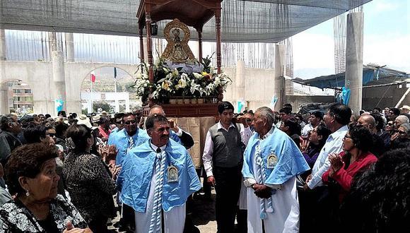 Más de 2 mil fieles en fiesta de la Virgen de la Inmaculada en Chuquibamba