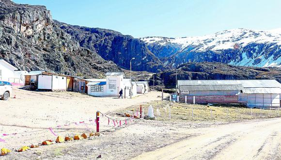 Puno: Bear Creek Mining anuncia mascarillas de ichu y plata