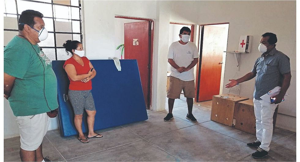 Tumbes: Habilitarán centro de salud de Nueva Esperanza