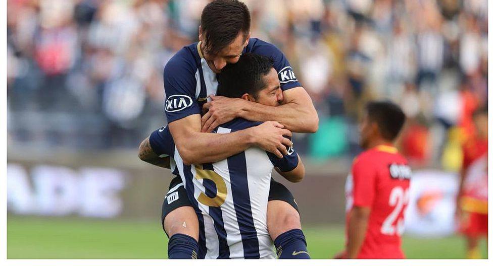 Alianza Lima derrotó a Sport Huancayo y clasificó a las semifinales (VIDEO)