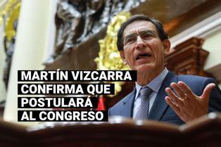 Elecciones 2021: Martín Vizcarra encabezará la lista de candidatos al Congreso por Somos Perú