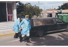 Áncash con cifras altas de muertos e infectados