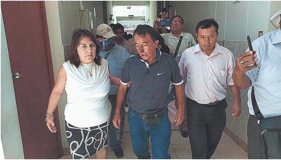 Periodista denuncia ataque durante diligencia fiscal