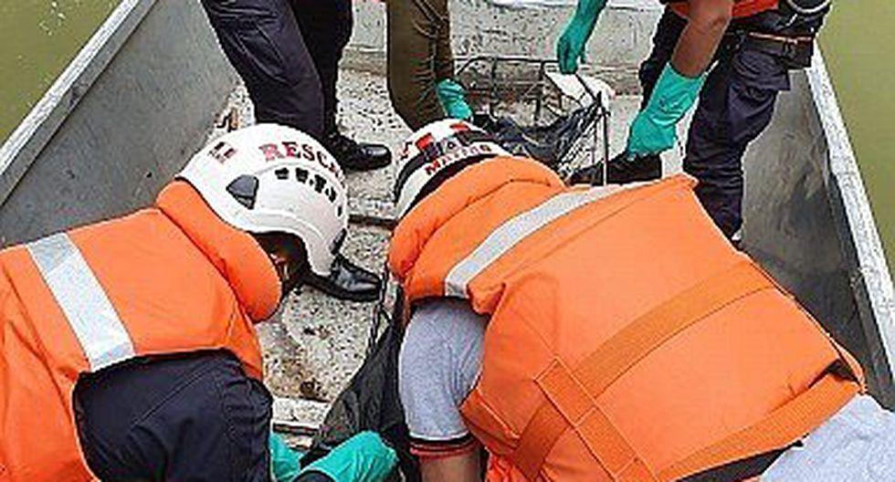 Rescatan cadáver de ex Policía desaparecido hace más de un mes