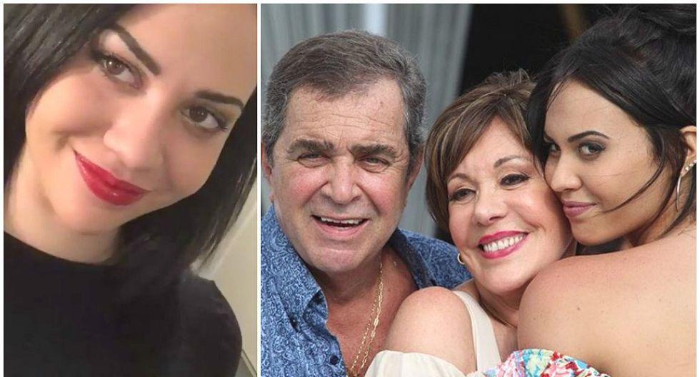 Lucía Oxenford publica foto junto a su madre Yvonne Frayssinet en traje de baño