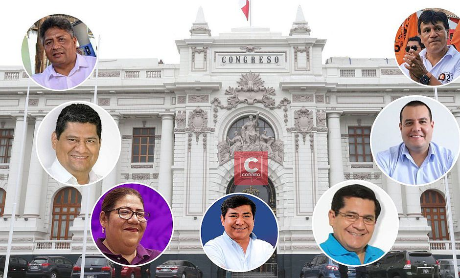 ONPE al 97.28%: Estos serían los congresistas por Piura