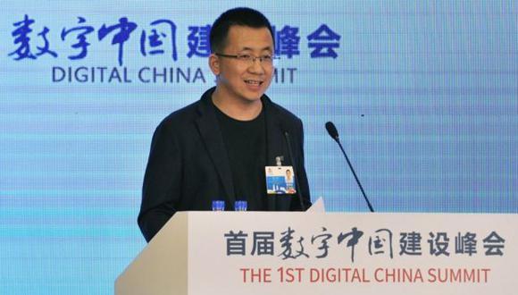 El fundador de ByteDance, Zhang Yiming, es la décima persona más rica de China, según la Lista de ricos de Forbes. (Foto: Getty Images).