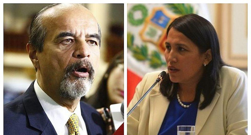 Bancada del Apra apoyará propuesta para interpelar a ministra de Educación