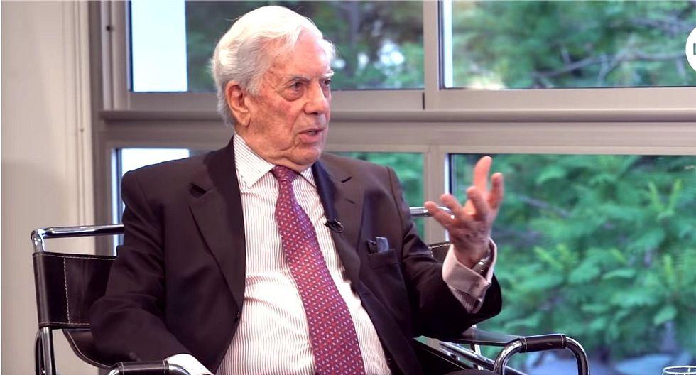 """Mario Vargas Llosa sobre corrupción en el Perú: """"Habrá que hacerle un monumento a Odebrecht"""""""